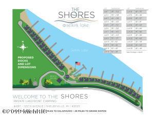 9 Shores Lot 9 Shelbyville, MI 49344