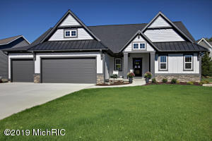 Property for sale at 1845 Ridge Top Trail, Hudsonville,  Michigan 49426
