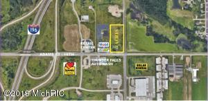 9627 Adams Street, Holland, Michigan 49424, ,Land,For Sale,Adams,17015515