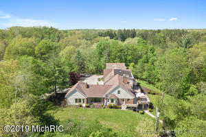 Property for sale at 7017 Thornapple River Drive, Caledonia,  Michigan 49316