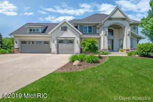 Property for sale at 7769 SE Harmony Cove Court, Byron Center,  Michigan 49315