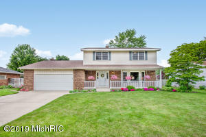 Property for sale at 8161 Birchwood Avenue, Jenison,  Michigan 49428