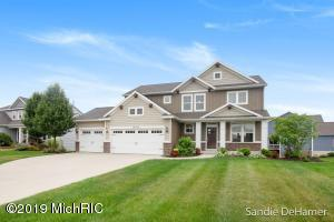 Property for sale at 10086 Switchgrass Lane, Zeeland,  Michigan 49464