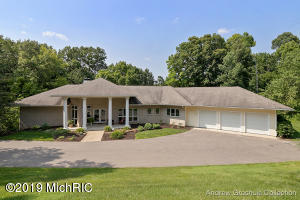 Property for sale at 3611 Thornapple River Drive, Grand Rapids,  Michigan 49546