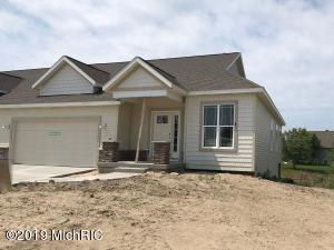 Property for sale at 10118 Prairie Grass Court Unit #45, Zeeland,  Michigan 49464