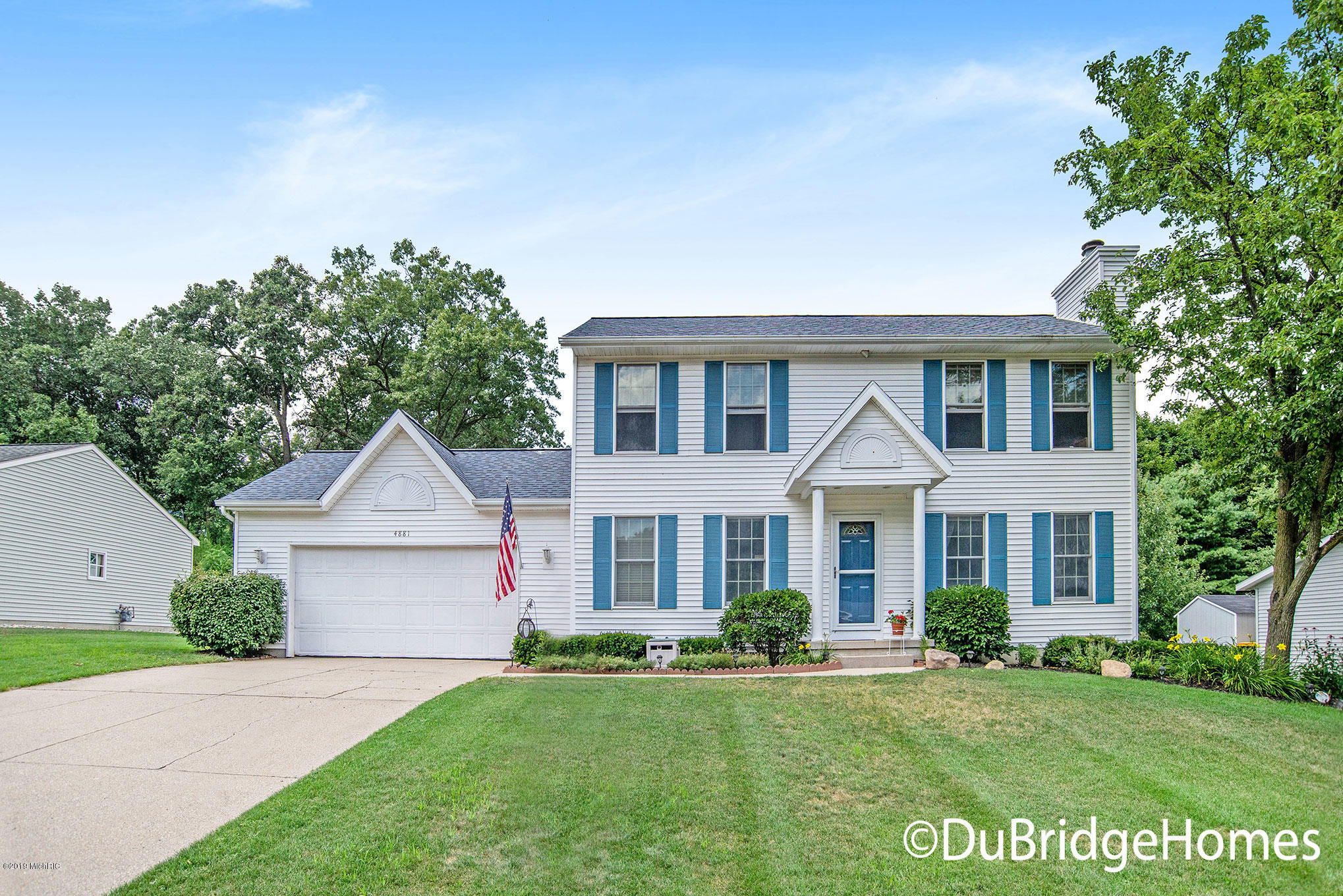 4881 Breckenridge NE Drive, Grand Rapids, Michigan