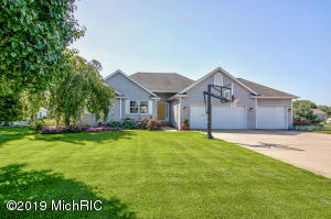 Property for sale at 1718 Garden View Court, Zeeland,  Michigan 49464