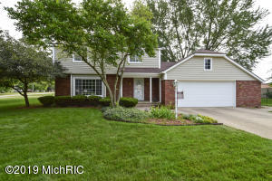 Property for sale at 7820 Graceland Drive, Jenison,  Michigan 49428