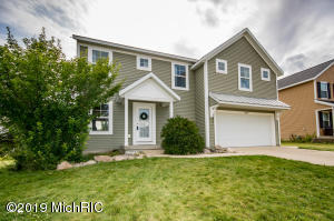 Property for sale at 2681 Blue Stem Drive, Zeeland,  Michigan 49464