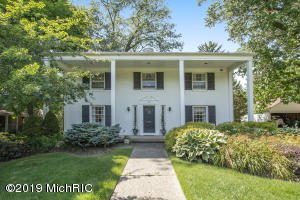 Property for sale at 1111 Plymouth Avenue, East Grand Rapids,  Michigan 49506