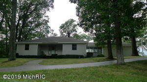Property for sale at 2105 Dagget Road, Pierson,  Michigan 49339