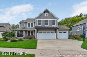 Property for sale at 3122 Blairwood Court, Jenison,  Michigan 49428