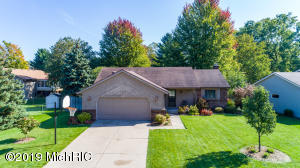 Property for sale at 7054 Olde Farm Drive, Jenison,  Michigan 49428