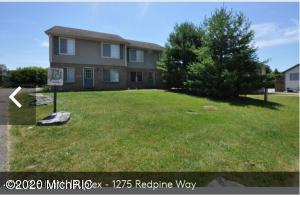 1275 1277 Red Pine Way, Kalamazoo, Michigan 49006, ,Multi-family,For Sale,Red Pine,20011538