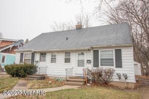 1231 Cork Street, Kalamazoo, Michigan 49001, ,Multi-family,For Sale,Cork,20025842