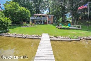 13314 Pleasant Lake Creek Three Rivers, MI 49093