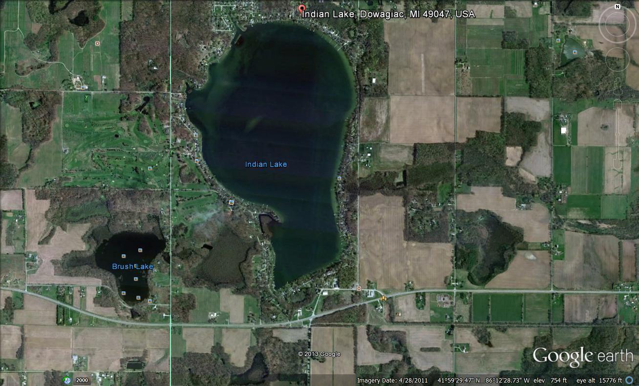 55244 Indian Lake , Dowagiac, MI 49047 Photo 45
