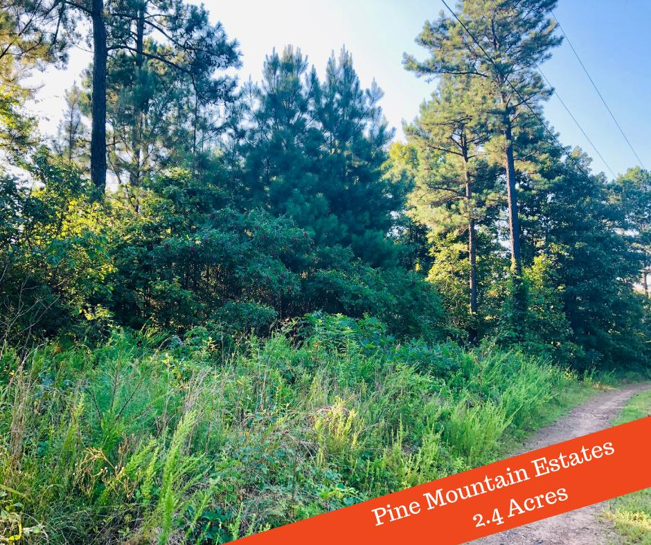 Large photo 1 of sold land at LOT 1 Pine Mountain Estates , Dover, AR