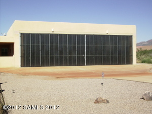 airport attached hangar