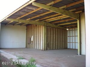 airport rental hanger interior 2