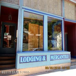 Lodging and Retail