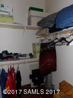 Bedroom #2 Closet