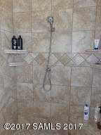 Large Walk-in Shower