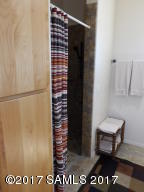 Walk-in Shower and Linen