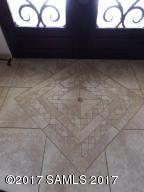 Custom Tiled Entry