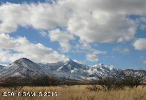 Winter Comes to Cochise County