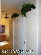 Entry to Master Bath/ Plant Shelves