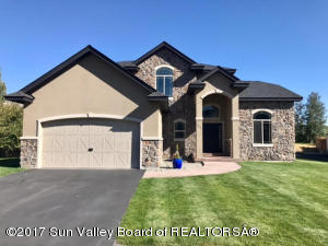 Property for sale at 222 Winterberry Loop, Hailey,  ID 83333