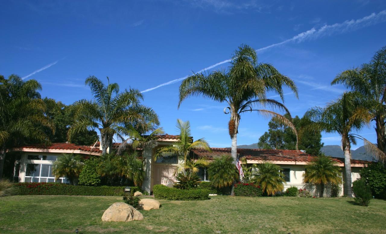 Property photo for 4860 Via Los Santos Santa Barbara, California 93111 - 11-3761