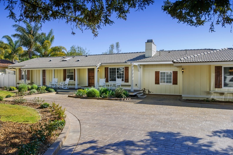 Property photo for 180 Nogal DR Santa Barbara, California 93110 - 12-792