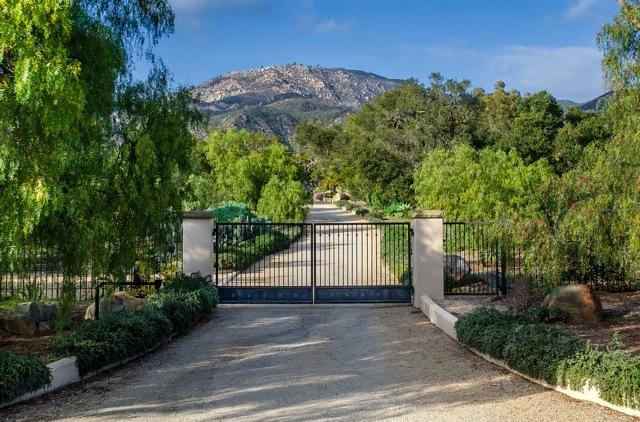 Property photo for 1681 Las Canoas RD Santa Barbara, California 93105 - 12-1011