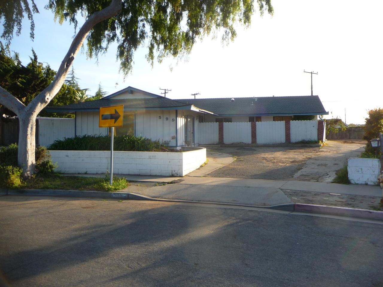 Property photo for 599 Via El Cuadro Santa Barbara, California 93111 - 12-1259