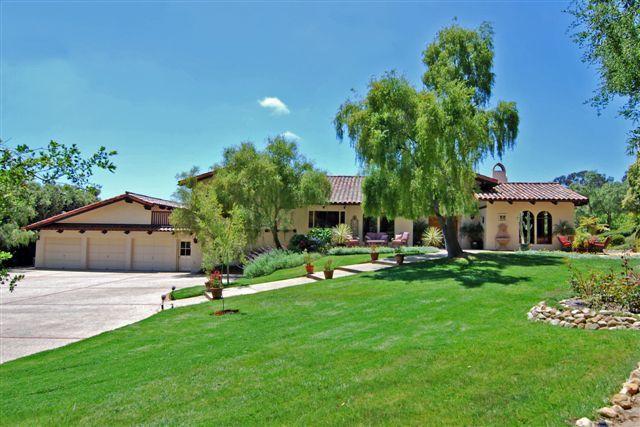 Property photo for 4448 Via Esperanza Santa Barbara, California 93110 - 12-2011