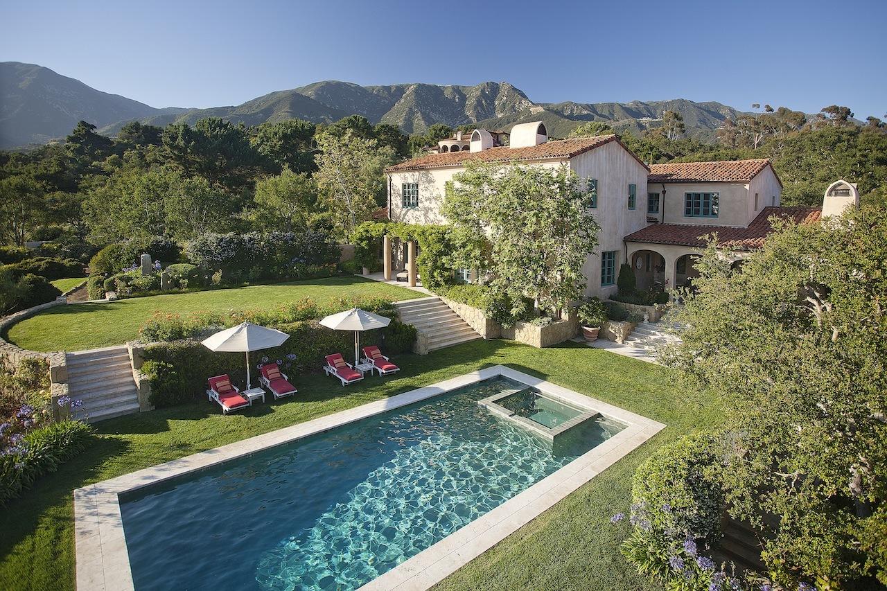Property photo for 600 Cima Vista Ln Montecito, California 93108 - 12-3230