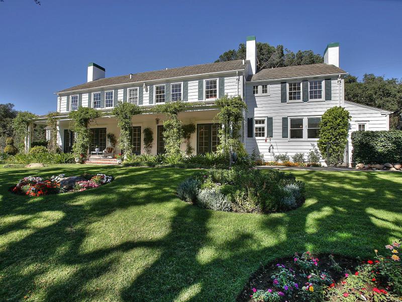 Property photo for 770 Mission Canyon Road Santa Barbara, California 93105 - 12-3384