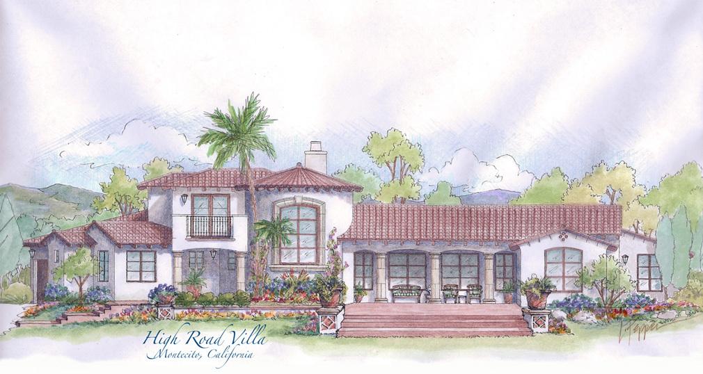 Property photo for 1140 High Road Santa Barbara, California 93108 - 12-3401