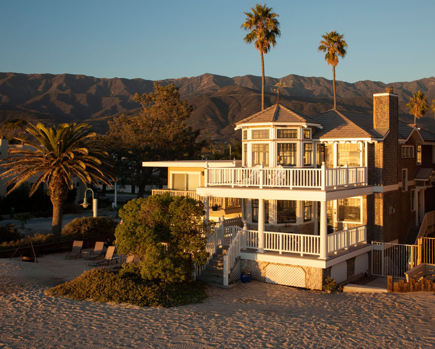 Property photo for 4921 Sandyland Rd Santa Barbara, California 93013 - 12-3536