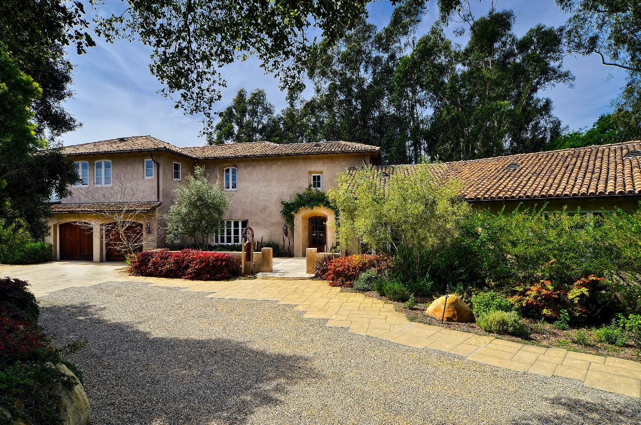 Property photo for 1429 School House Road Montecito, California 93108 - 13-189