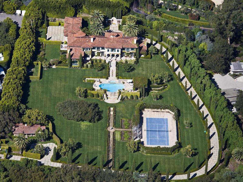 Property photo for 730 Picacho Ln Montecito, California 93108 - 13-586