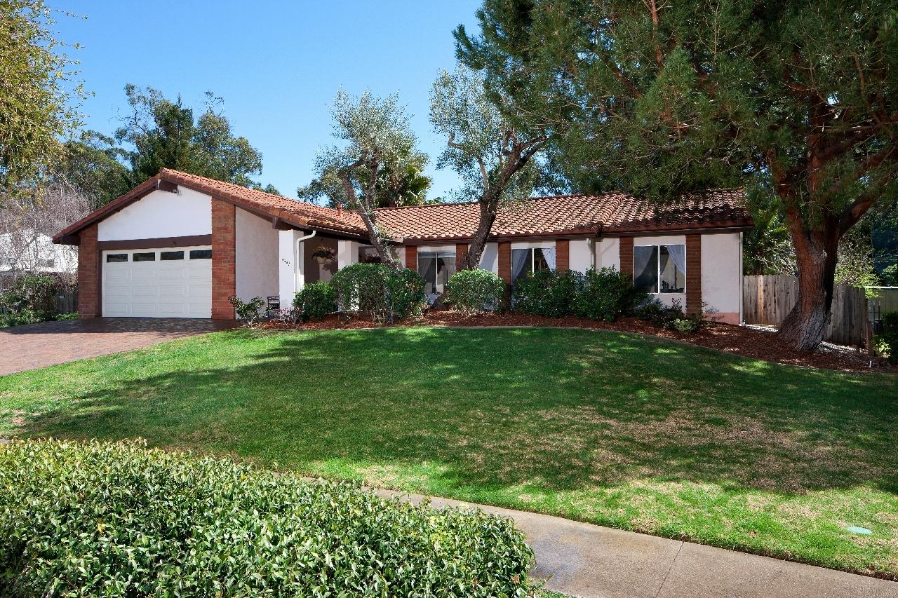 Property photo for 4641 Camino Del Robles Santa Barbara, California 93110 - 13-850