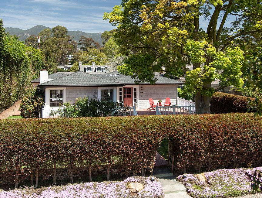 Property photo for 1112 Hill Road Montecito, California 93108 - 13-1212