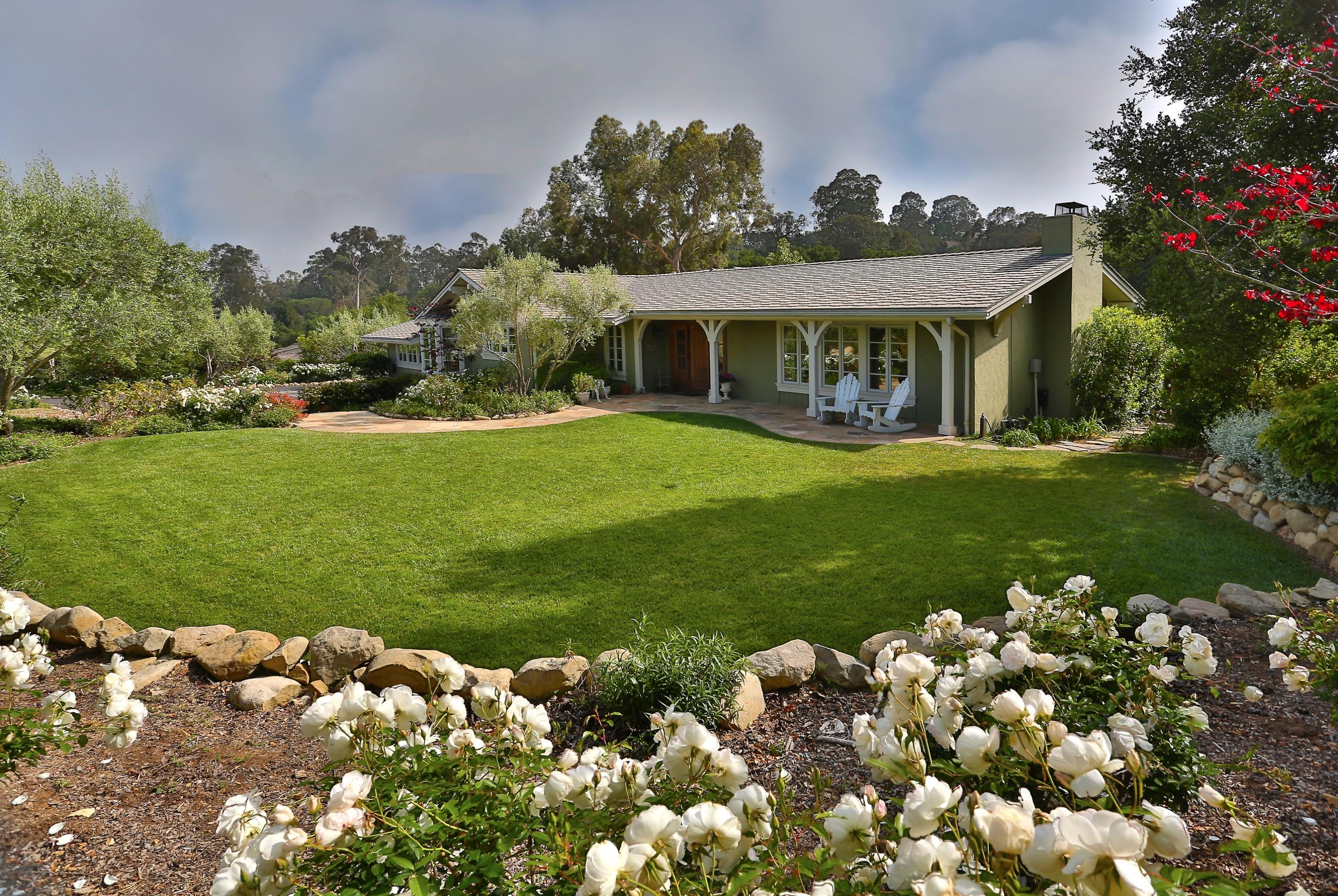 Property photo for 1185 Dulzura Drive Montecito, California 93108 - 13-1392