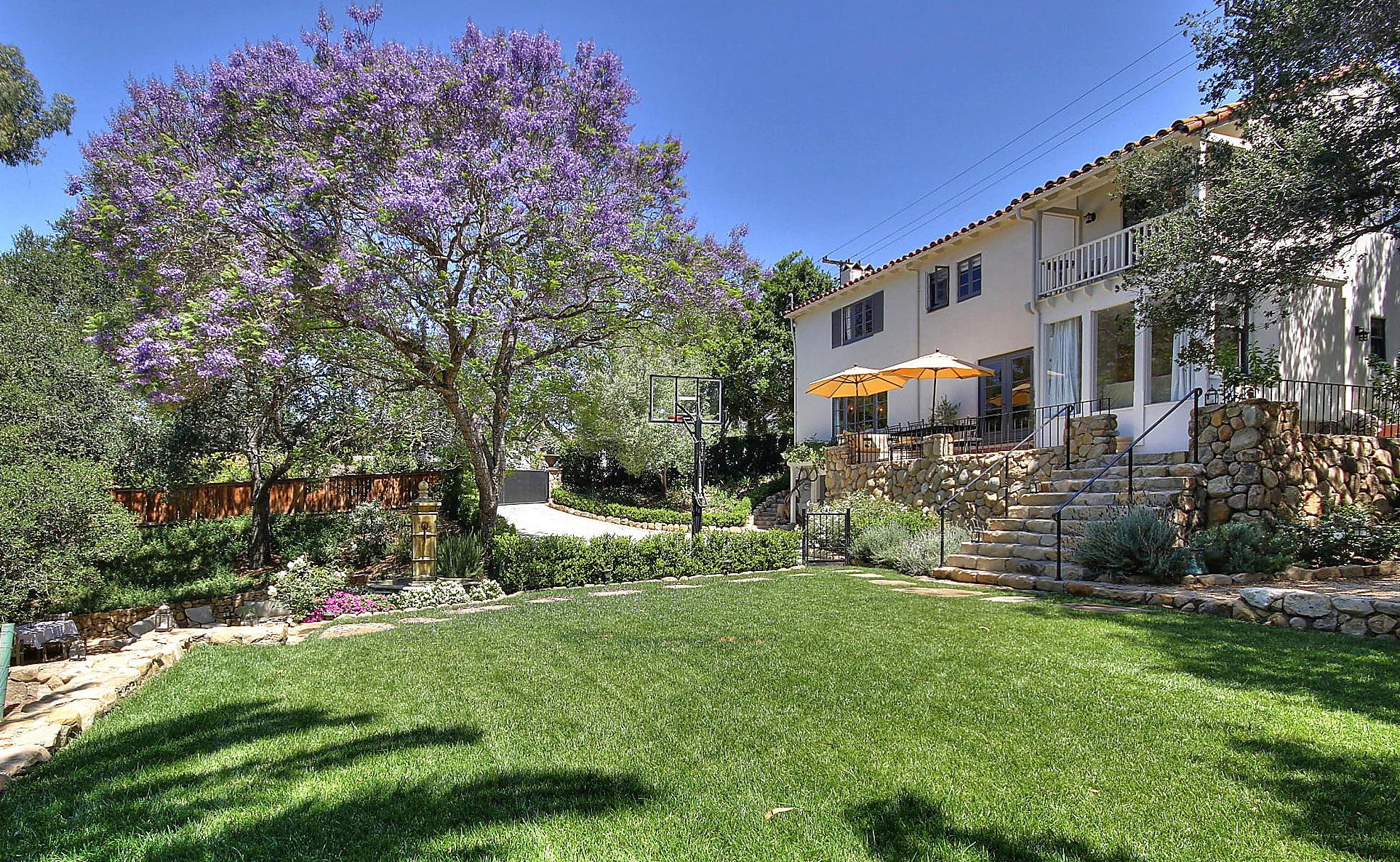 Property photo for 34 E Padre Street Santa Barbara, California 93105 - 13-1726
