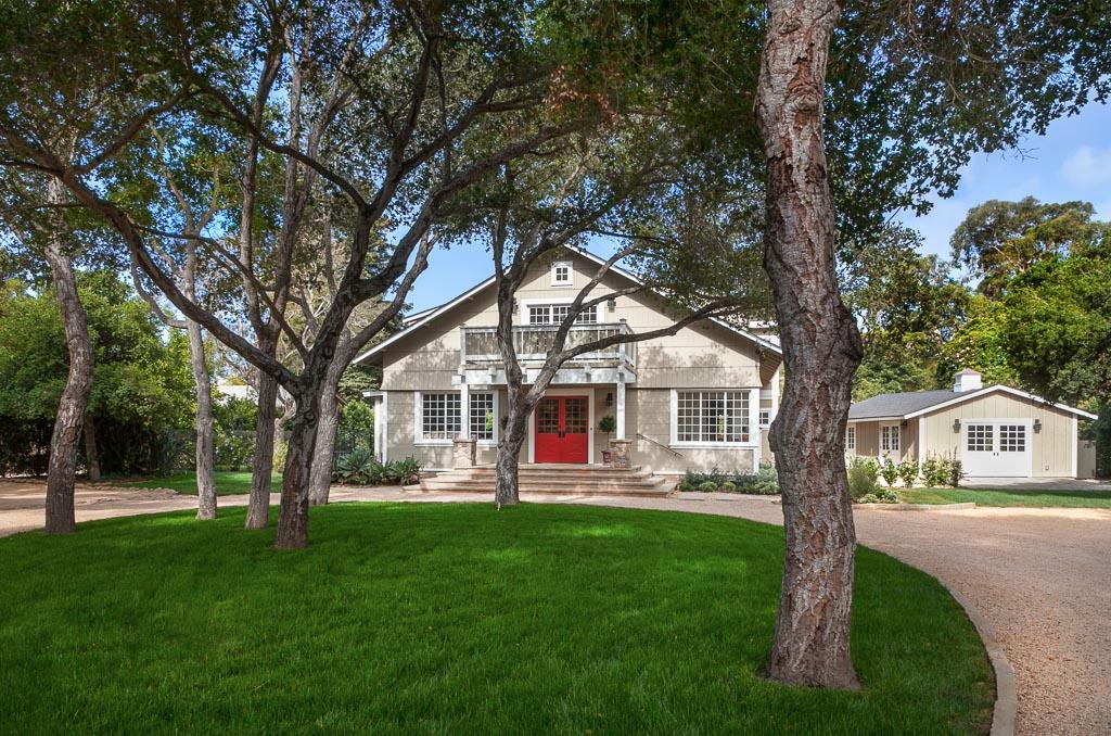 Property photo for 259 Oak Rd Montecito, California 93108 - 13-1982