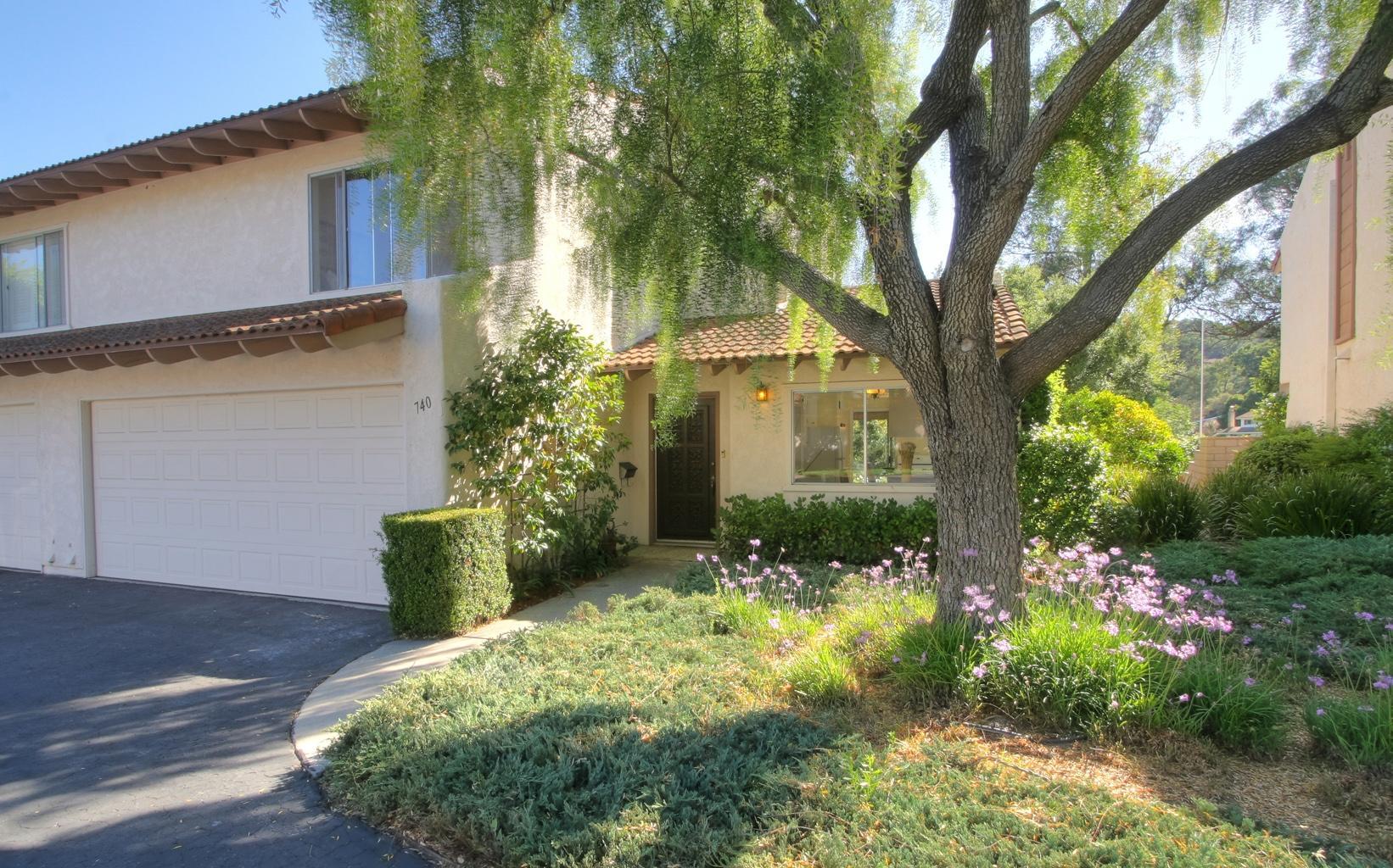 Property photo for 740 Calle De Los Amigos Santa Barbara, California 93105 - 13-2333