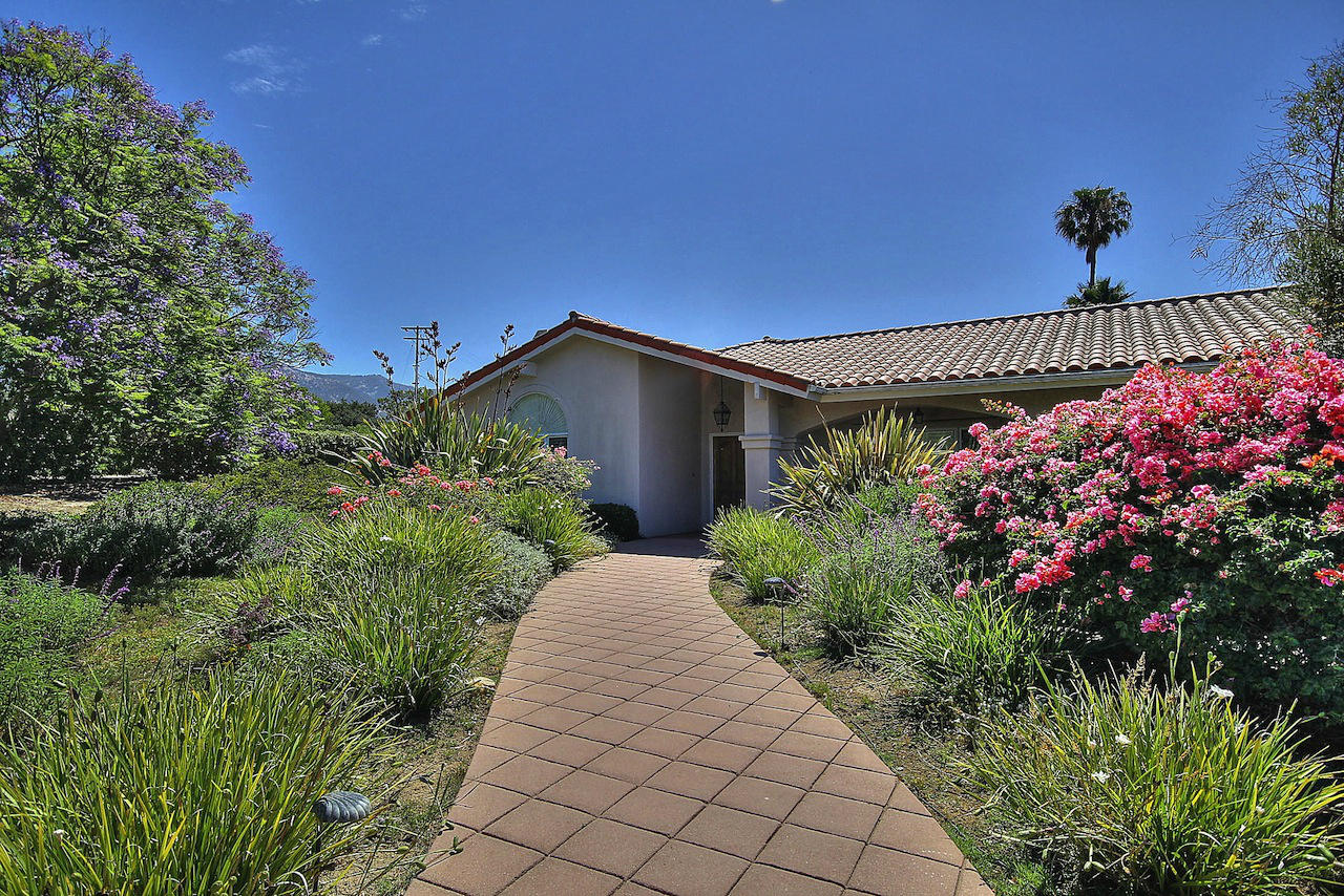 Property photo for 998 Via Los Padres Santa Barbara, California 93111 - 13-2519